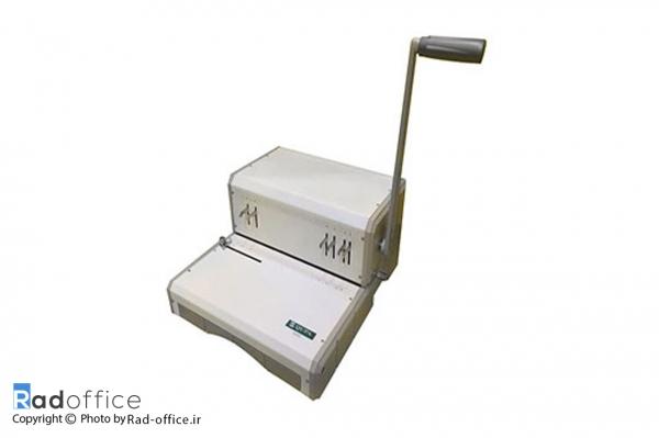 دستگاه فنر زن مارپیچ مدل : QUPA-S-490